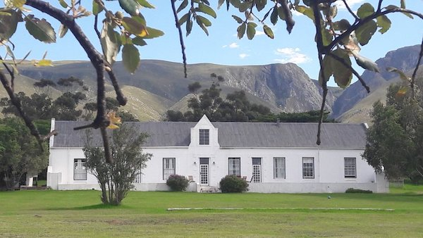 Stanford Hills winery near De Kelders Gansbaai South Africa