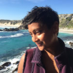Sasha Taha yoga & holistic health guru at De Kelders Gansbaai South Africa