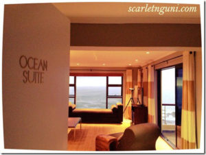 Ocean Suite at Cliff Lodge De Kelders