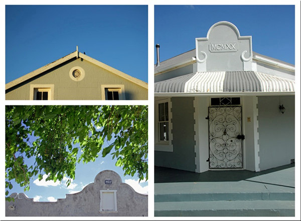 Architecture in Stanford Western Cape South Africa
