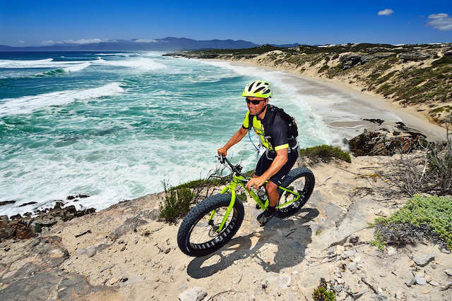 Fat Bike Tour Guide De Kelders South Africa