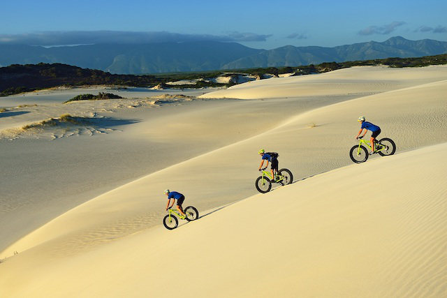 Fat Bike Tours De Kelders South Africa